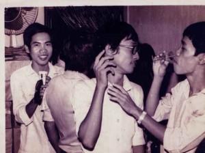 Nguyen Van Thanh (A) Dam Hieu Cuong Tran Le Tuan 73